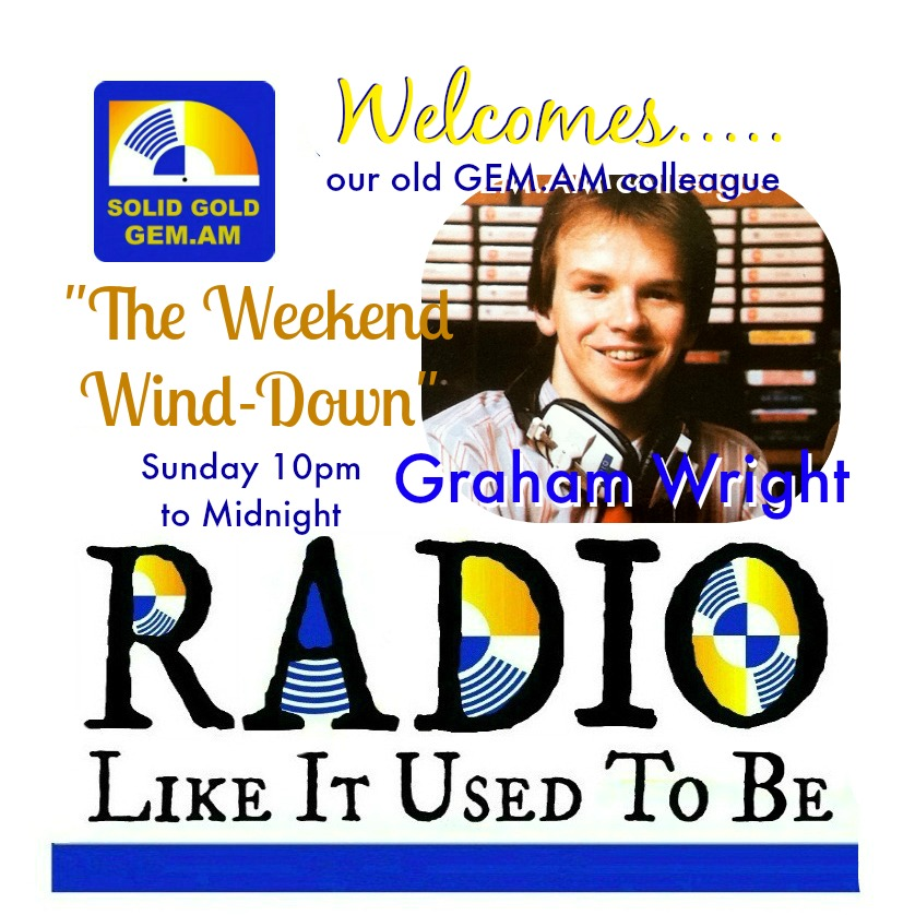 Graham Wright's Weekend Wind Down